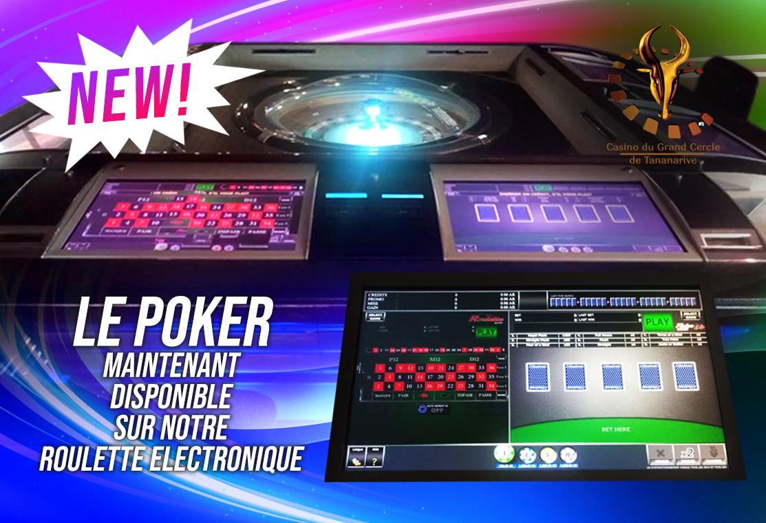 RoulettePoker